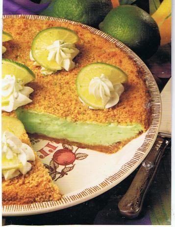 Palm Springs Key Lime Pie