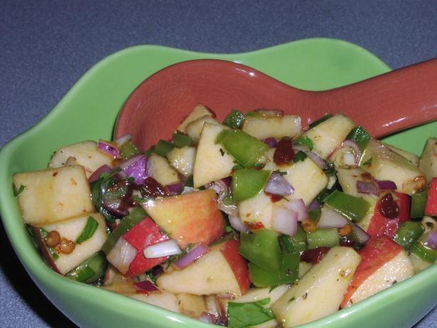 Apple Chipotle Salsa (Southwest)