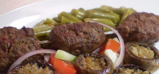 Kabab (Kebabs or Middle Eastern Skewers)