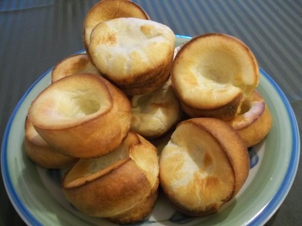 Jamie Oliver's Huge Yorkshire Puddings