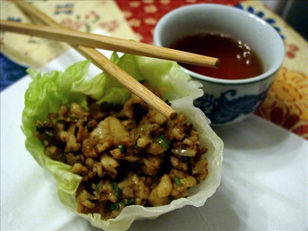Martin Yan's Lettuce Cups
