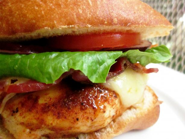Bacon Jack Chicken Sandwiches
