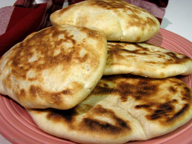 Easy As Pita Bread
