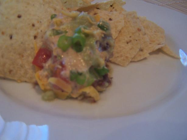Tex Mex Layered Taco Dip