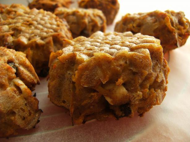 Disappearing Sweet Potato Muffins