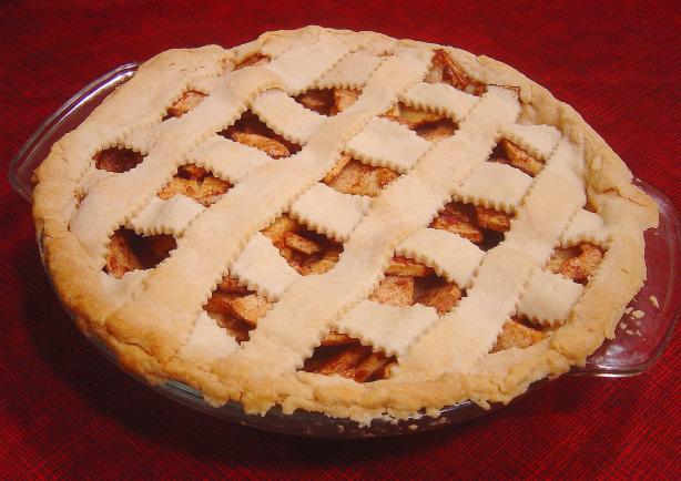 Pastry Crust (Pie Crust)