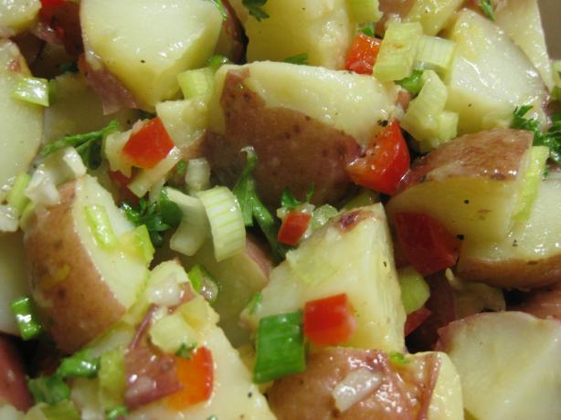 Ww Marinated New Potato Salad - 2 Pts.