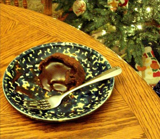 Paula Deen's Molten Lava Cake