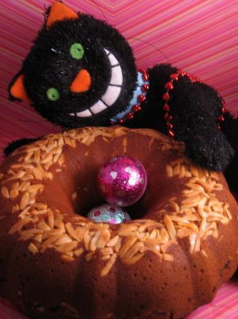 Apricot Almond Bundt Cake
