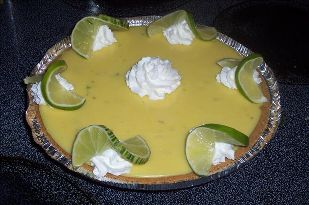 Pirate's House Key Lime Pie