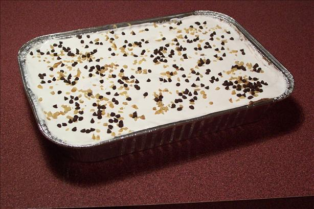 Cmp (chocolate, Marshmallow, Peanut) Pie