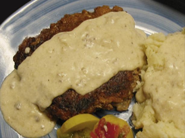 Broken Spoke's Chicken-Fried Steak