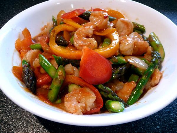 Ww Hunan Shrimp - 5 Points