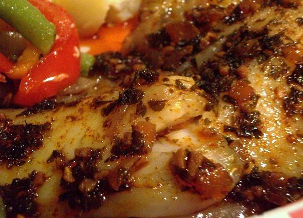 Portuguese Vinegar Marinade or Sauce (Molho Escabeche) for Fish