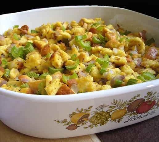Bread Dressing for Turkey