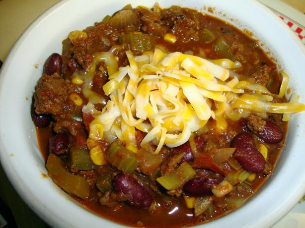 Rustler's Chili Con Carne With Beans