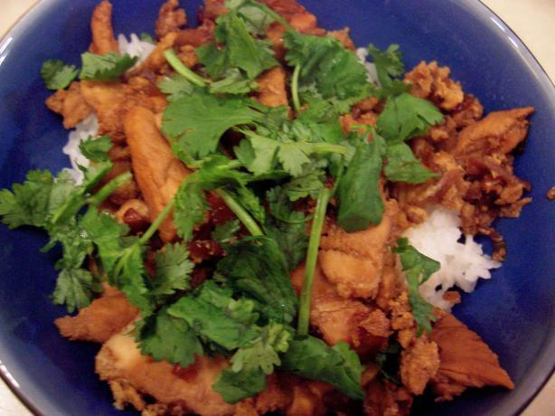 Chicken and Egg on Rice (Oyako Donburi)