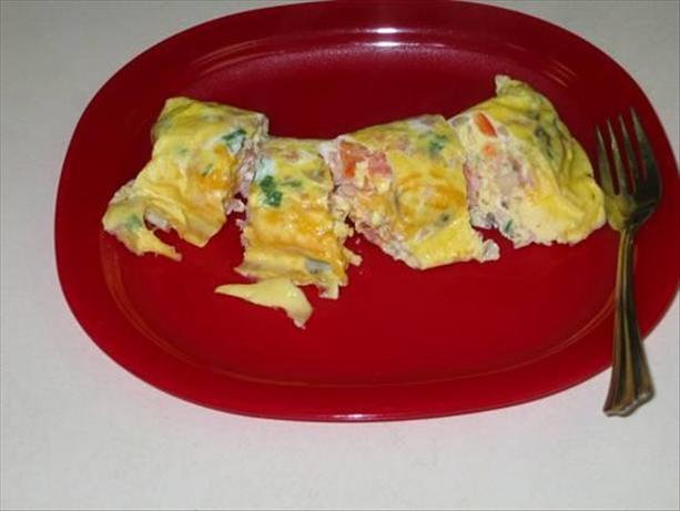 Ziploc Bag Omelet (Eggs in a Hurry)