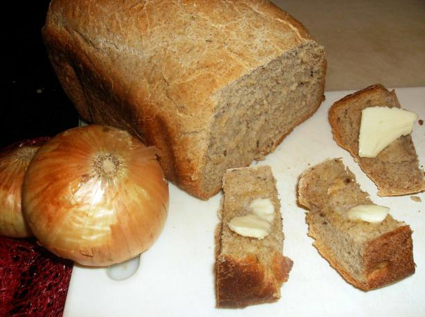 Swedish Light Rye With Caraway Bread (Abm)
