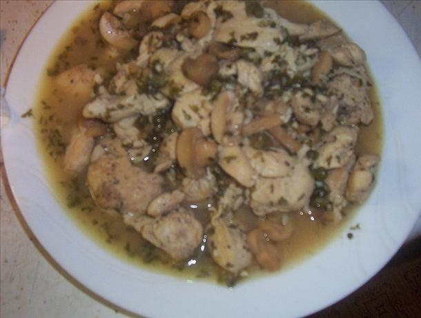 Lemon Caper Sauce For Chicken or Fish