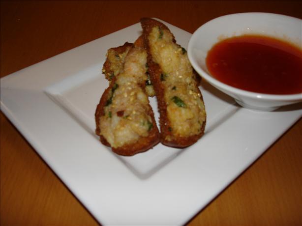 Thai Shrimp Toast