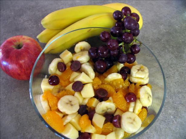 Refreshing Fresh Fruit Salad