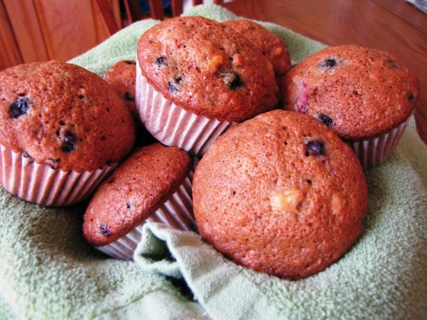 Fresh Fruit Muffins
