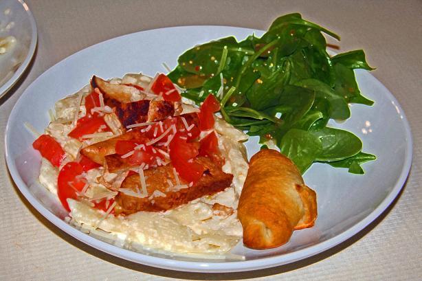 Bayou Pasta With Chicken ( Copycat Chili's Cajun Chicken Pasta )
