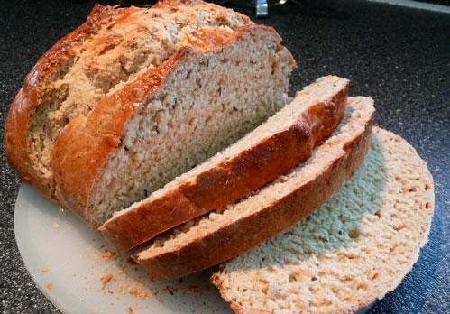(Different) Irish Soda Bread