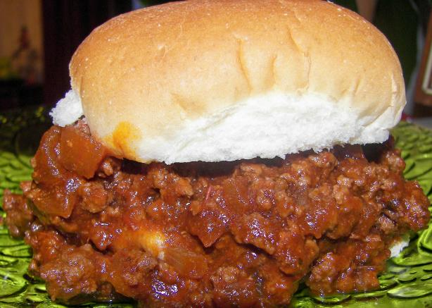 Sweet and Tangy Sloppy Joes