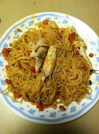 Tgi Friday's Copycat Bruschetta Chicken Pasta