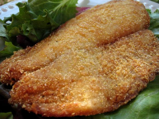 Bea's Fish Coating for Deep Frying Fish