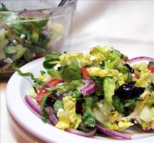 Greek Salad for 2