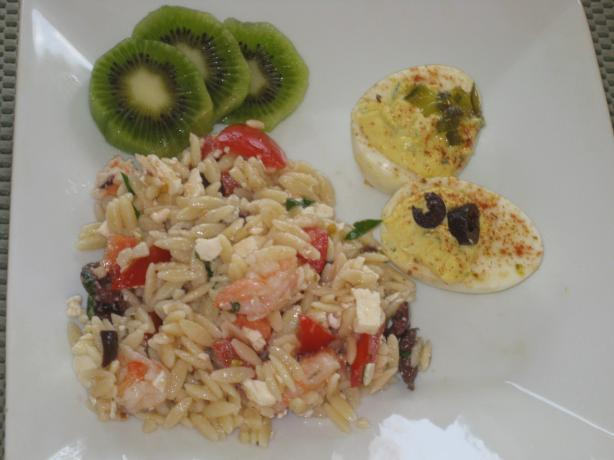 Surdyk's Greek Orzo Salad