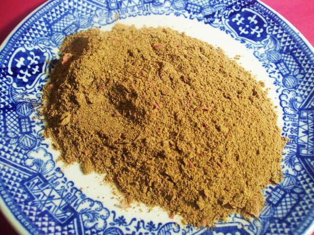 North African Ras El Hanout Spice Mix