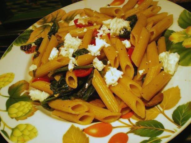 Greek Penne Pasta (6 WW Points)