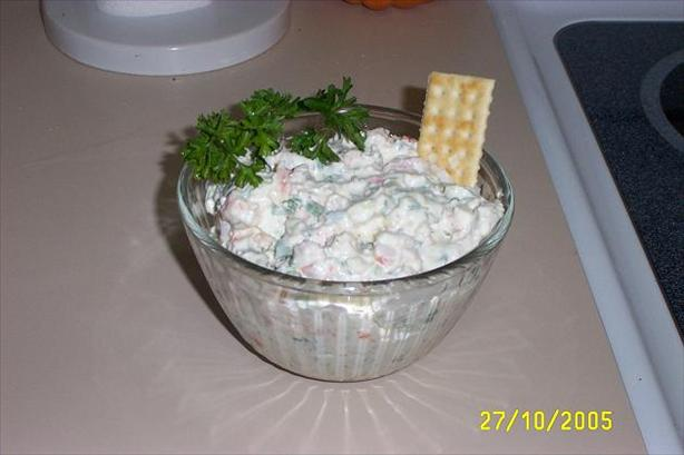 Shrimp Dip Delight