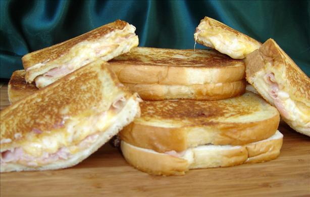 Incredible Grill Cheese Sandwiches