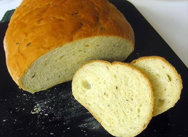 Cottage Cheese and Chive Bread ( Bread Machine )