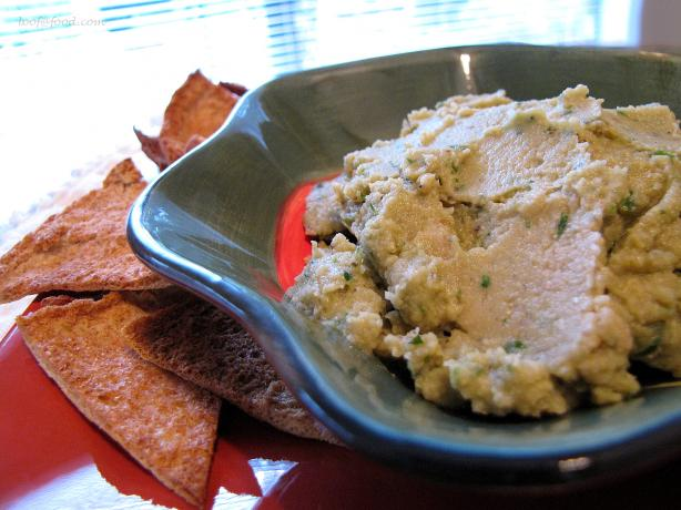 Eggplant-Hummus Dip