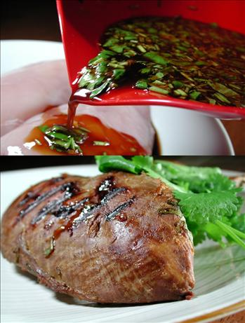 Simple Asian Marinade for Chicken