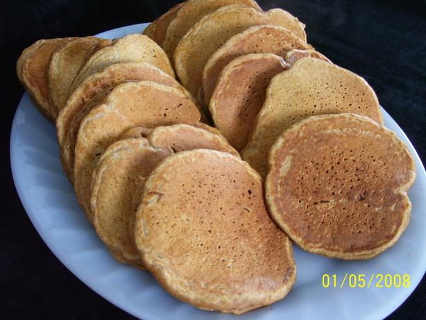 Heart Healthy Harvest Pancakes