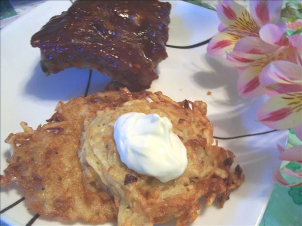 Latkes (Potato Pancakes)