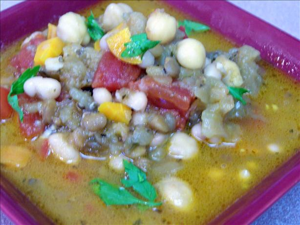 True Moroccan Lentil Soup
