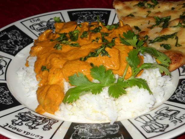 Murgh Makhani - Moghul Butter Chicken