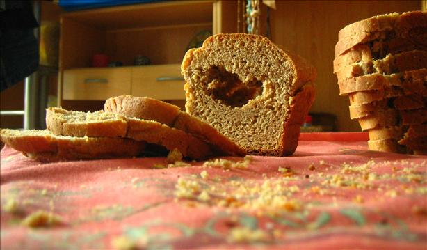 Kittencal's Light Whole Wheat Bread