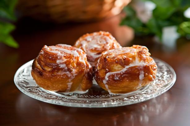 Easy Almond Sticky Buns