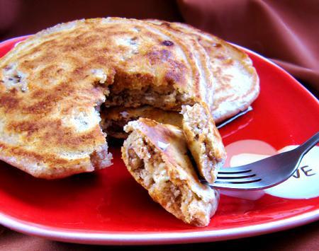 Super Duper Delicious Cinimini Pancakes