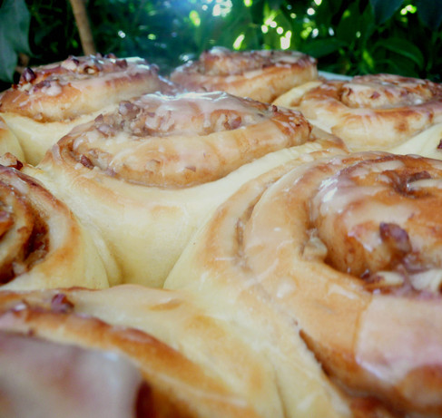 Cinnamon Buns for the Bread Machine