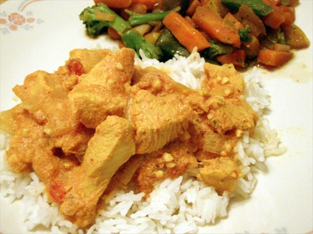 Yummy Chicken Curry